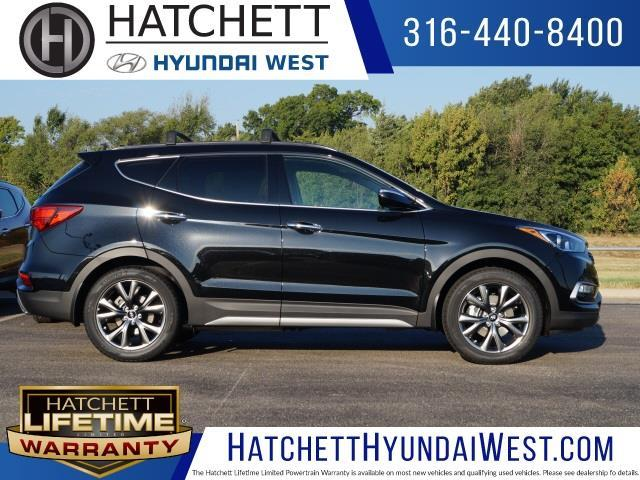 Hatchett Hyundai West >> 2018 Hyundai Santa Fe Sport 2.0T Ultimate 2.0T Ultimate