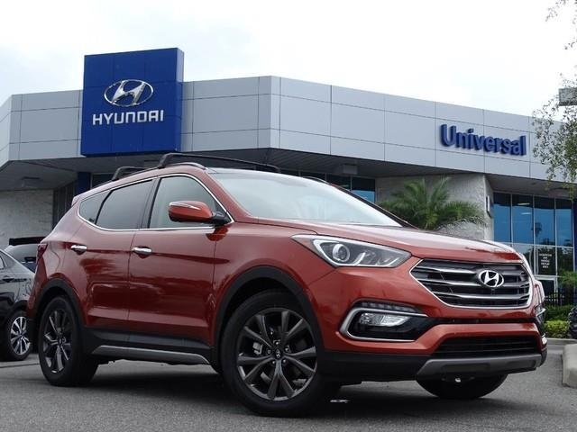 2018 hyundai santa fe sport 2 0t ultimate 2 0t ultimate 4dr suv for sale in orlando florida. Black Bedroom Furniture Sets. Home Design Ideas