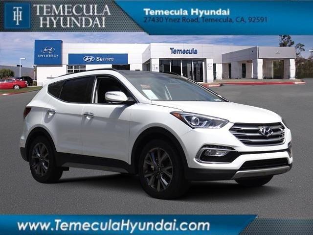 2018 Hyundai Santa Fe Sport 2 0t Ultimate 2 0t Ultimate