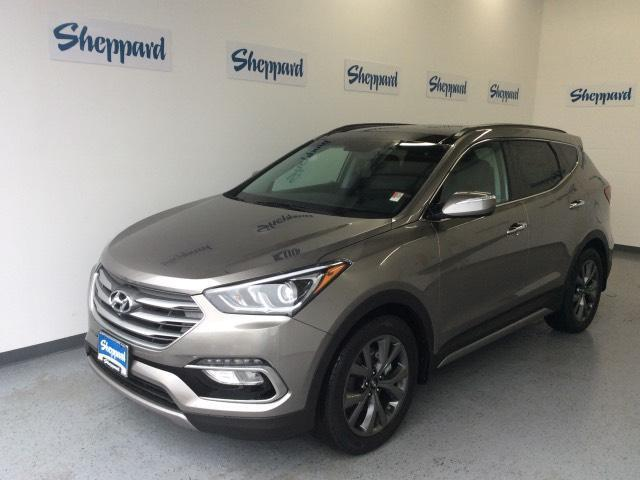 2018 hyundai santa fe sport 2 0t ultimate awd 2 0t ultimate 4dr suv for sale in eugene oregon. Black Bedroom Furniture Sets. Home Design Ideas