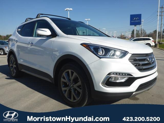 2018 hyundai santa fe sport 2 0t ultimate awd 2 0t ultimate 4dr suv for sale in morristown. Black Bedroom Furniture Sets. Home Design Ideas