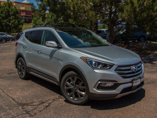 2018 hyundai santa fe sport 2 0t ultimate awd 2 0t ultimate 4dr suv for sale in colorado springs. Black Bedroom Furniture Sets. Home Design Ideas