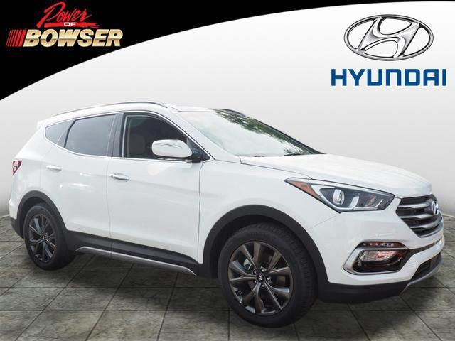 2018 hyundai santa fe sport 2 0t ultimate awd 2 0t ultimate 4dr suv for sale in pittsburgh. Black Bedroom Furniture Sets. Home Design Ideas