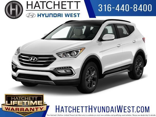2018 Hyundai Santa Fe Sport 2 0t Ultimate Awd 2 0t