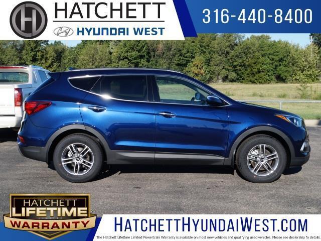 2018 Hyundai Santa Fe Sport 2 4l 2 4l 4dr Suv For Sale In
