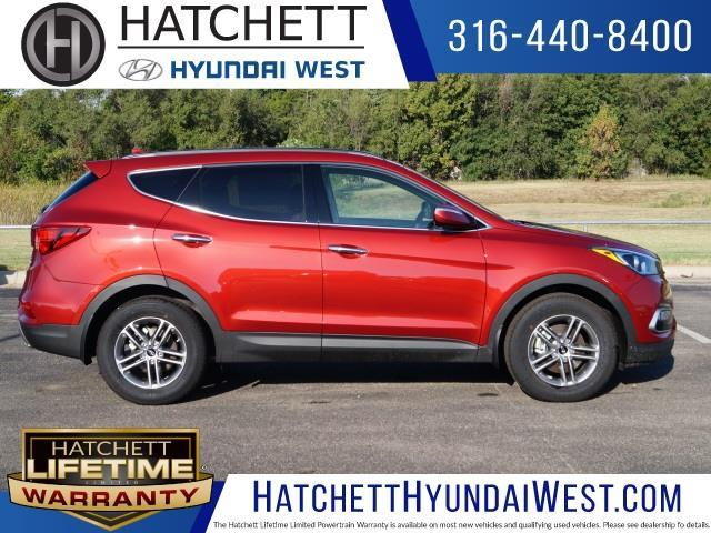 Hatchett Hyundai West >> 2018 Hyundai Santa Fe Sport 2.4L AWD 2.4L 4dr SUV for Sale