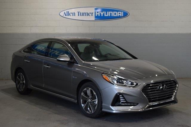 2018 Hyundai Sonata Hybrid Limited Limited 4dr Sedan W