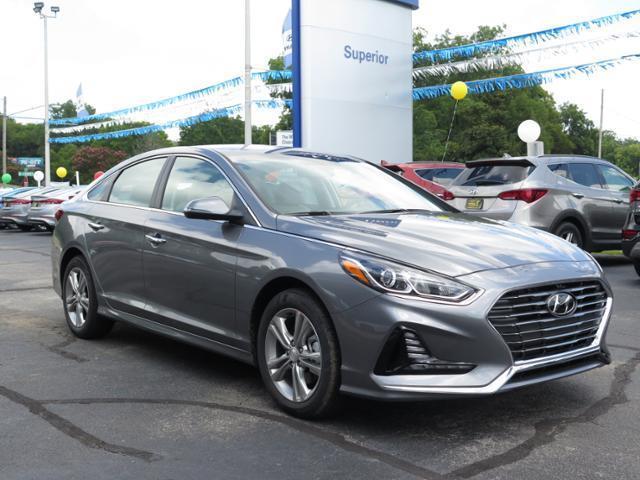 2018 Hyundai Sonata Sel Sel 4dr Sedan For Sale In Anniston