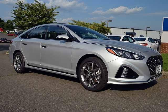 2018 hyundai sonata sport 2 0t sport 2 0t 4dr sedan for sale in woodbridge virginia classified. Black Bedroom Furniture Sets. Home Design Ideas