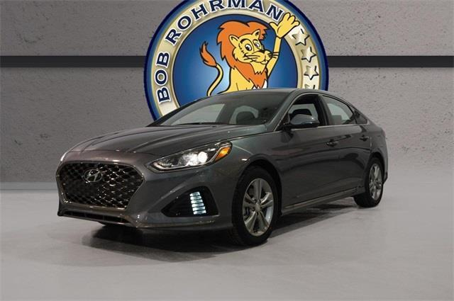 2018 Hyundai Sonata Sport Sport 4dr Sedan For Sale In