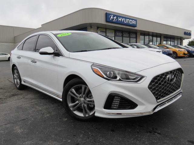 2018 Hyundai Sonata Sport Sport 4dr Sedan For Sale In