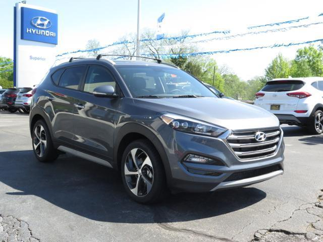 2018 Hyundai Tucson Limited Limited 4dr Suv For Sale In