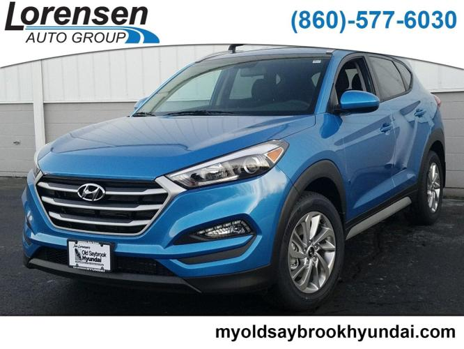 2018 Hyundai Tucson Sel Awd Sel 4dr Suv For Sale In