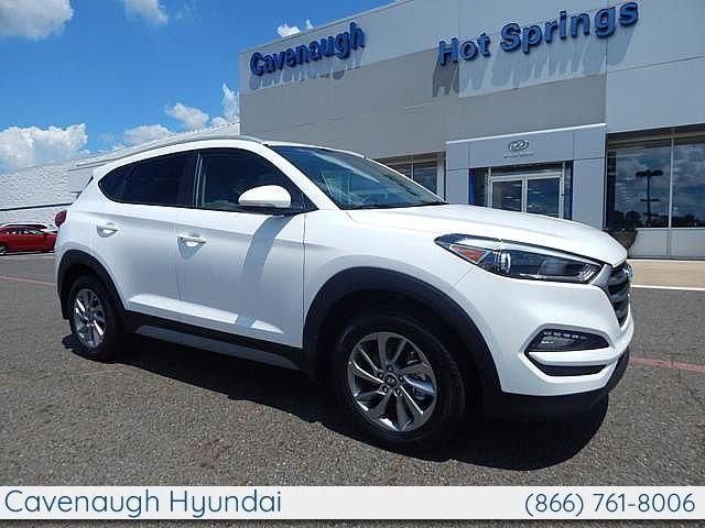2018 Hyundai Tucson SEL Plus SEL Plus 4dr SUV