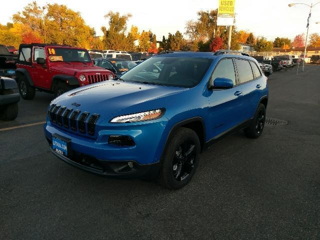 2018 Jeep Cherokee Limited 4x4 Limited 4dr Suv For Sale In Billings Montana Classified