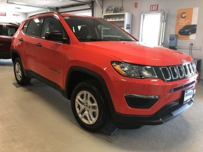 2018 Jeep Compass 4WD Sport