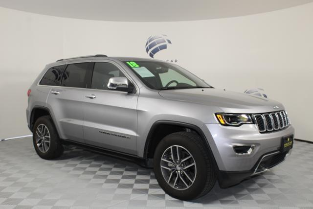 2018 Jeep Grand Cherokee Limited 4x2 Limited 4dr SUV