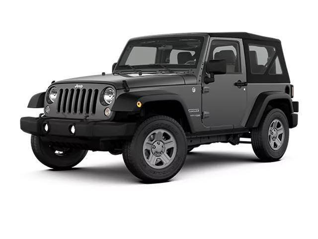 2018 Jeep Wrangler Sport 4x4 Sport 2dr SUV for Sale in