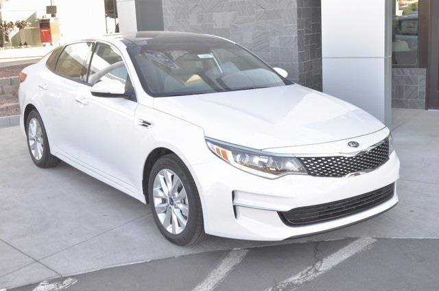 2018 Kia Optima EX EX 4dr Sedan