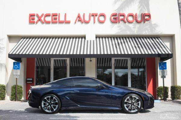 2018 Lexus LC 500 Base 2dr Coupe