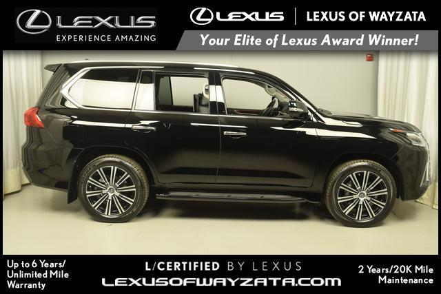2018 Lexus LX 570 Three-Row AWD Three-Row 4dr SUV