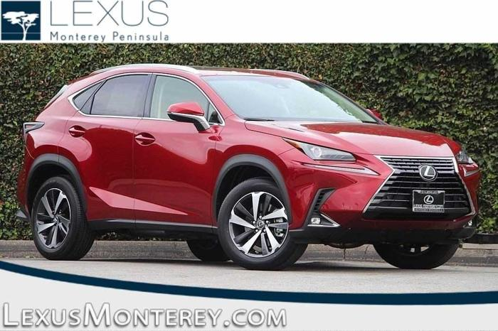 2018 Lexus NX 300 Base AWD 4dr Crossover