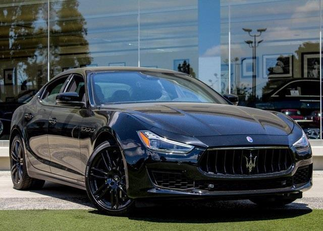 2018 Maserati Ghibli Base 4dr Sedan