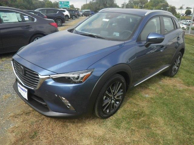 2018 Mazda CX-3 Grand Touring AWD Grand Touring 4dr