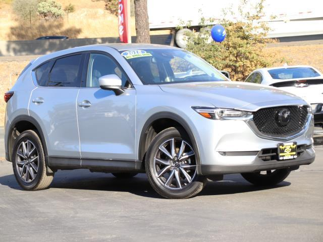 2018 Mazda CX-5 Grand Touring AWD Grand Touring 4dr SUV