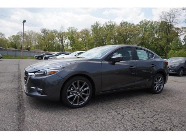 2018 mazda mazda3 grand touring grand touring 4dr sedan 6a for sale in morristown new jersey. Black Bedroom Furniture Sets. Home Design Ideas