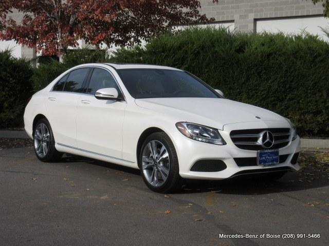 2018 mercedes benz c class c 300 4matic awd c 300 4matic for Mercedes benz c class 300 for sale