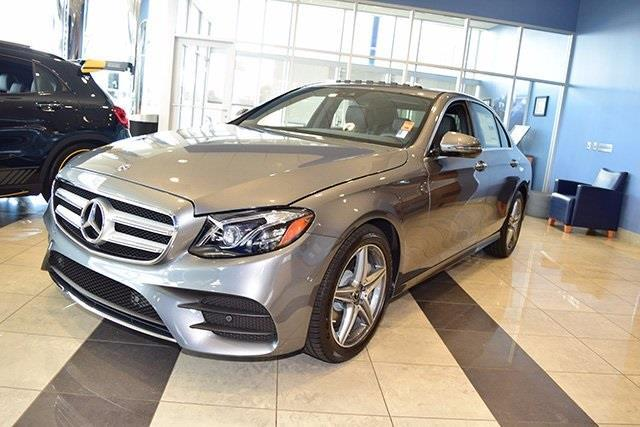 2018 Mercedes-Benz E-Class E 300 E 300 4dr Sedan