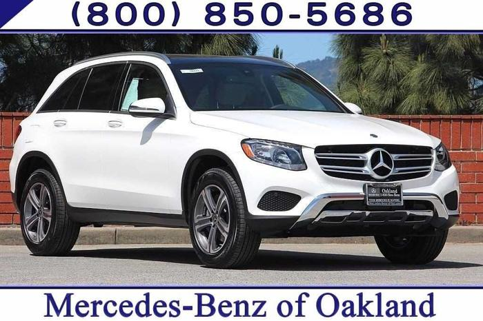 2018 Mercedes-Benz GLC GLC 300 4MATIC AWD GLC 300