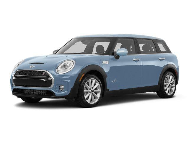 2018 MINI Clubman Cooper S ALL4 AWD Cooper S ALL4 4dr