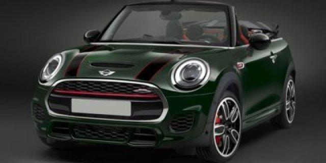 2018 MINI Convertible John Cooper Works John Cooper