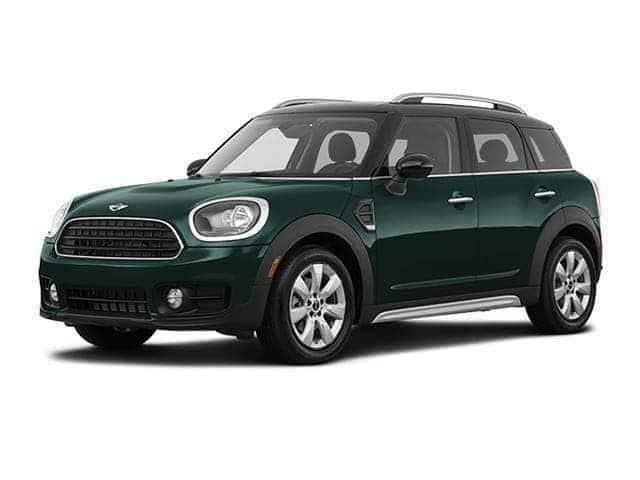 2018 MINI Countryman Cooper ALL4 AWD Cooper ALL4 4dr
