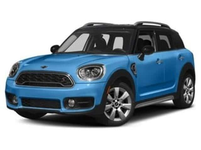 2018 MINI Countryman Cooper S ALL4 AWD Cooper S ALL4