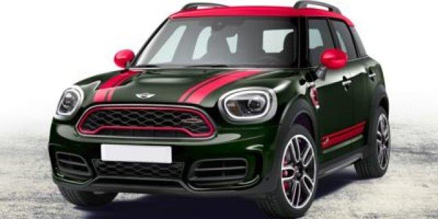 2018 MINI Countryman John Cooper Works ALL4 AWD John
