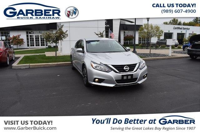 2018 Nissan Altima 2.5 S 2.5 S 4dr Sedan