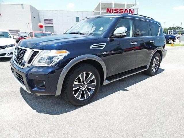 2018 Nissan Armada Sl 4x2 Sl 4dr Suv For Sale In Pensacola