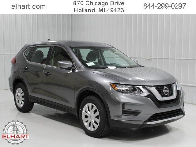 2018 Nissan Rogue S AWD S 4dr Crossover