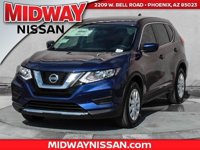 2018 Nissan Rogue S S 4dr Crossover