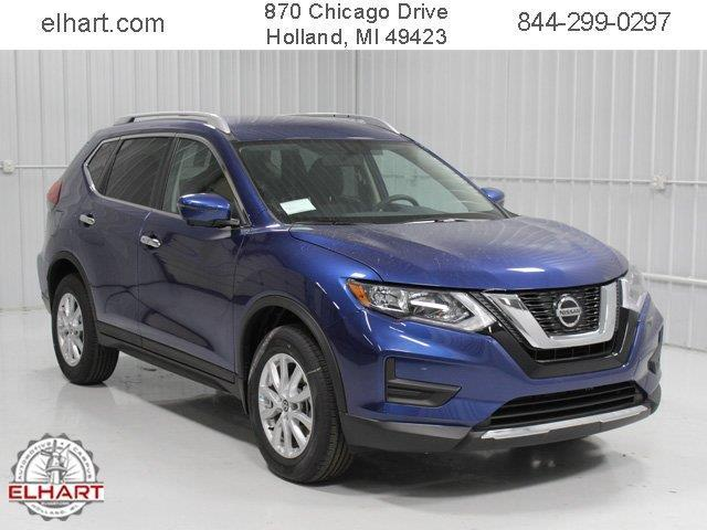 2018 Nissan Rogue SV AWD SV 4dr Crossover
