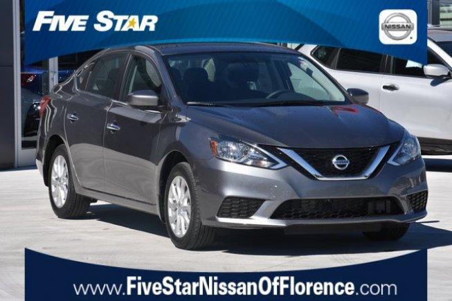 2018 Nissan Sentra Sv For Sale In Florence South Carolina