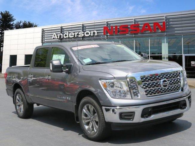 2018 Nissan Titan Sv For Sale In Asheville North Carolina