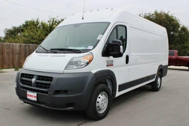2018 Ram ProMaster Cargo 3500 159 WB 3500 159 WB 3dr
