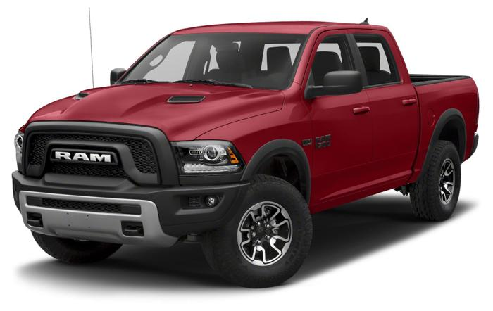 2018 ram ram pickup 1500 rebel 4x4 rebel 4dr crew cab 5 5. Black Bedroom Furniture Sets. Home Design Ideas