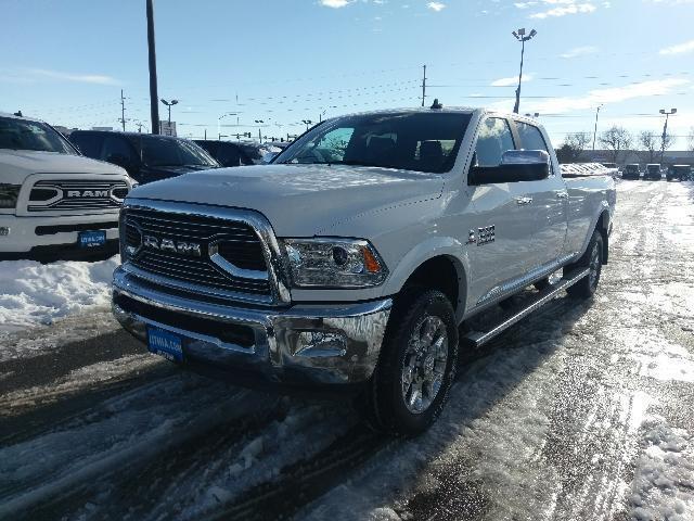 2018 Ram Ram Pickup 3500 Laramie Limited 4x4 Laramie