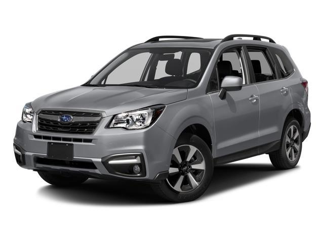 2018 Subaru Forester 2 5i Limited Awd 2 5i Limited 4dr