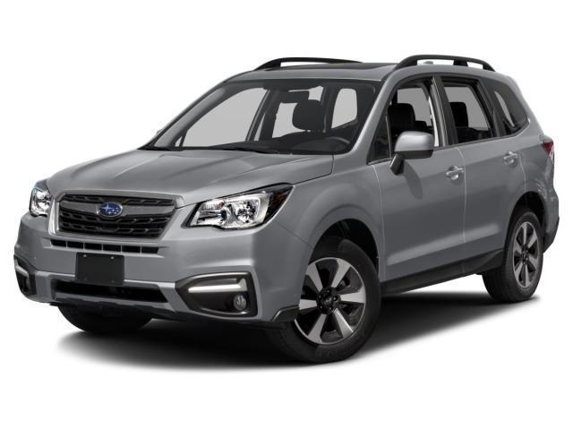 2018 Subaru Forester 2.5i Limited AWD 2.5i Limited 4dr